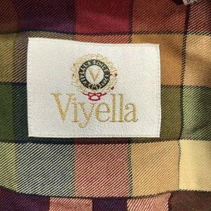 Viyella Shirts - Viyella Long Sleeve Plaid Button Down Shirt Medium